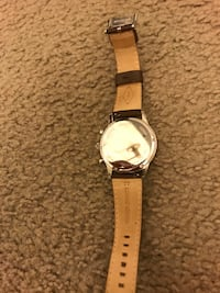 Fossil man's leather watch  Charlotte, 28262