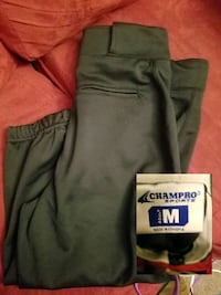 gray and black Nike pants Radcliff, 40160