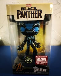 Black Panther Wobbler Chase Los Angeles, 91406