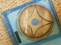 Dawn of the Planet of the apes dvd and box Round Lake Heights, 60073