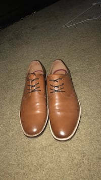 pair of brown leather dress shoes Fremont, 94536