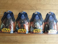 Star Wars Revenge of the Sith action figures Halifax, B3K 5A4