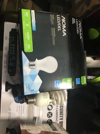 Assorted energy saver bulbs   Mississauga, L4W 1C9