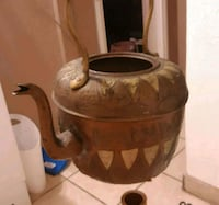 Antique kettle pot Palm Springs, 92262