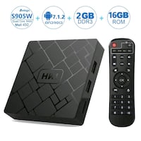 Android TV Box With Kodi and More! - Model HK1 Edmonton, T6X 1A5