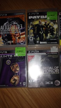 PS3 game cases
