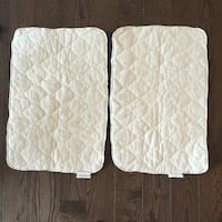 Organic baby changing table pads Toronto, M5S 0A4