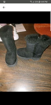 Girls toddler boots new size 5