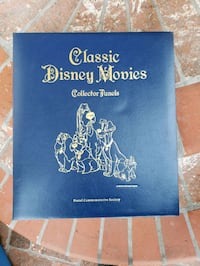 Classic Disney Movies Collector Panels 1990  West Covina, 91791