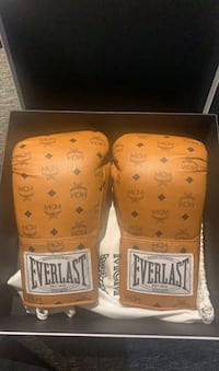 Mcm X Everlast Power Lock Boxing Gloves Toronto, M5G 2A3