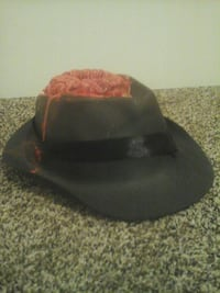 Black hat with fake brain popping out Gladstone, 97027