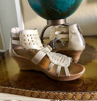 Studded wedges Palm Springs, 92234