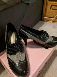 Shoes...Size 8 covered ladie shoes Woodbridge, 22193