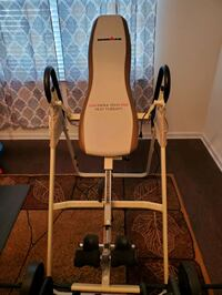 Ironman Inversion Table with Heat