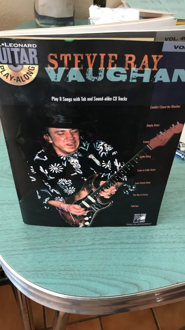 Stevie Ray Vaughan songbook