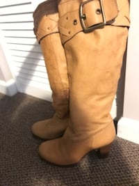 Used COACH ladies Boots Radcliff