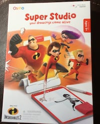 Osmo The Incredibles Super Studio Brampton, L7A 2N9