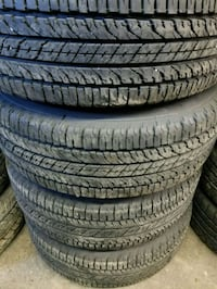 Tires all season 235//70//r16 Toronto, M6L 1A4