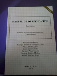 Manual de Derecho Civil Contratos Brunete, 28690