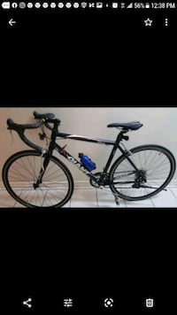 Bicycle giant road bike