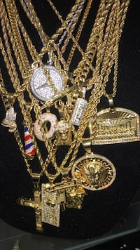 Chain and Pendant Combo