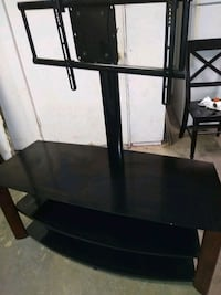 "36"" LG Television and stand"