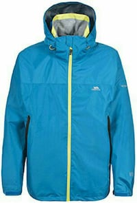 blue and green full zip jacket Bristol, BS3 3ET