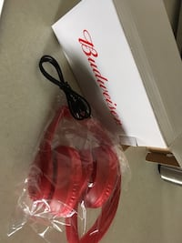 Budweiser Bluetooth wireless headphones  Surrey