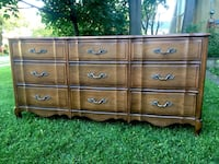 Delivery - antique French country dresser (Malcolm) Toronto, M9B 3C6