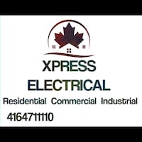 Electrical and wiring installation Toronto, M2J 4E2