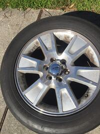 """Ford f [TL_HIDDEN] """" OEM rims (Set of 4) KNOXVILLE"""