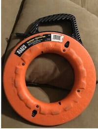KleinTools 240' Steel fish tape Used Murrieta, 92562