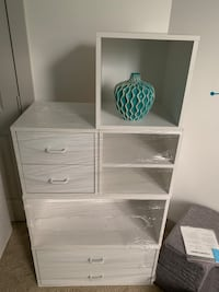Storage System, Cabinet, and drawers  Rockville, 20850