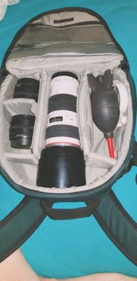 Camera bag with lenses and acc.  Not a camera!  Lake in the Hills, 60156