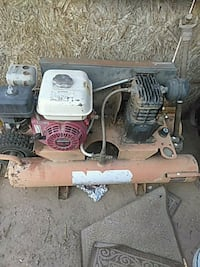 white and red air compressor San Luis, 85349