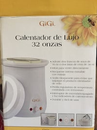 Spa equipment GiGi Deluxe Warmer (to warm up wax). Los Angeles, 90023