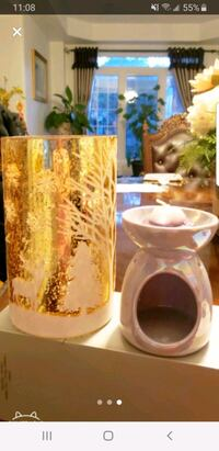 Two Candles holder it's beautiful Christmas gift Vaughan, L4H 2Z9