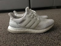 Ultra Boost 3.0 All White