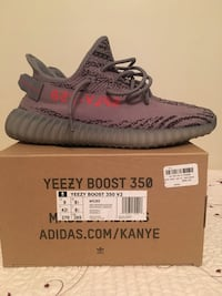 Size Swap Authentic Yeezy Beluga 2.0 size 9 for 9.5 Toronto, M5A 2C6