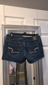 black denim Miss Me shorts Charles Town, 25414