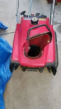 red and black push mower Arvada, 80003