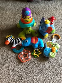 Baby toys Tulare, 93274