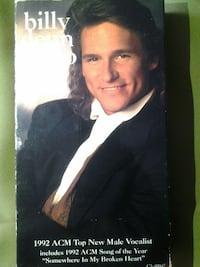 VHS: Billy Dean video hits Beverly Hills