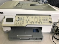 HP Photosmart C6180 All-in-One Printer, Fax, Scanner, and Copier Belmont, 28012