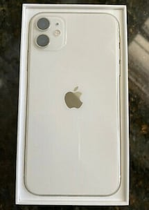 Iphone 11 White 64GB (AT&T)