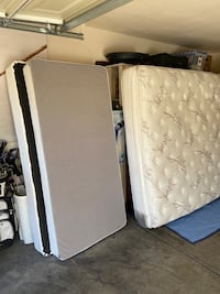 King size bed. Been in storage for a while. Barely used. Las Vegas, 89108