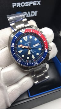 Seiko Divers Turtle Padi Last Piece Deal (reduced to sell) Firm Toronto, L6Z 4T6