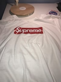 vit Supreme crew-neck shirt