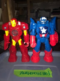 Marvel Action Figures  Dover, 19901
