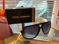 White framed Dolce Gabbana New Westminster, V3M 1R6